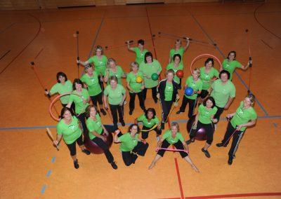 Frauengymnastik ab 30 Jahren