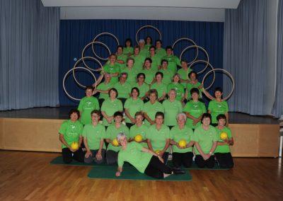 Frauengymnastik ab 40 Jahren