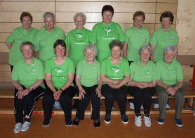 Seniorinnen Gymnastik