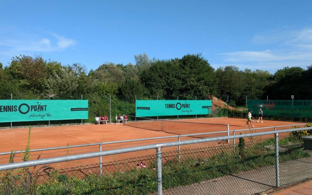 Test Beitrag Tennis