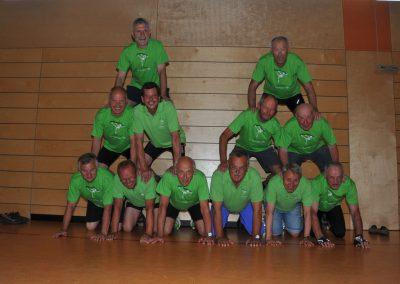 Männergymnastik
