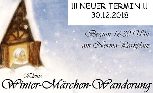 Winter-Märchen-Wanderung