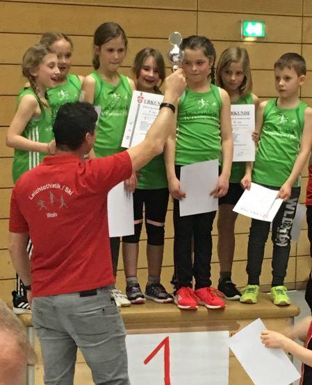 3. KILA-Hallen-Wettbewerb am 15.03.19 in Wain