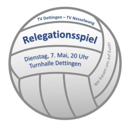 Relegationsspiel Aufstieg B-Klasse Volleyball Damenmannschaft