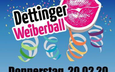 Weiberball 20.02.2020