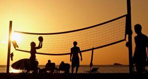 Beachvolleyball in den Sommerferien @ Beachvolleyballplatz, Dorfgemeinschaftshaus